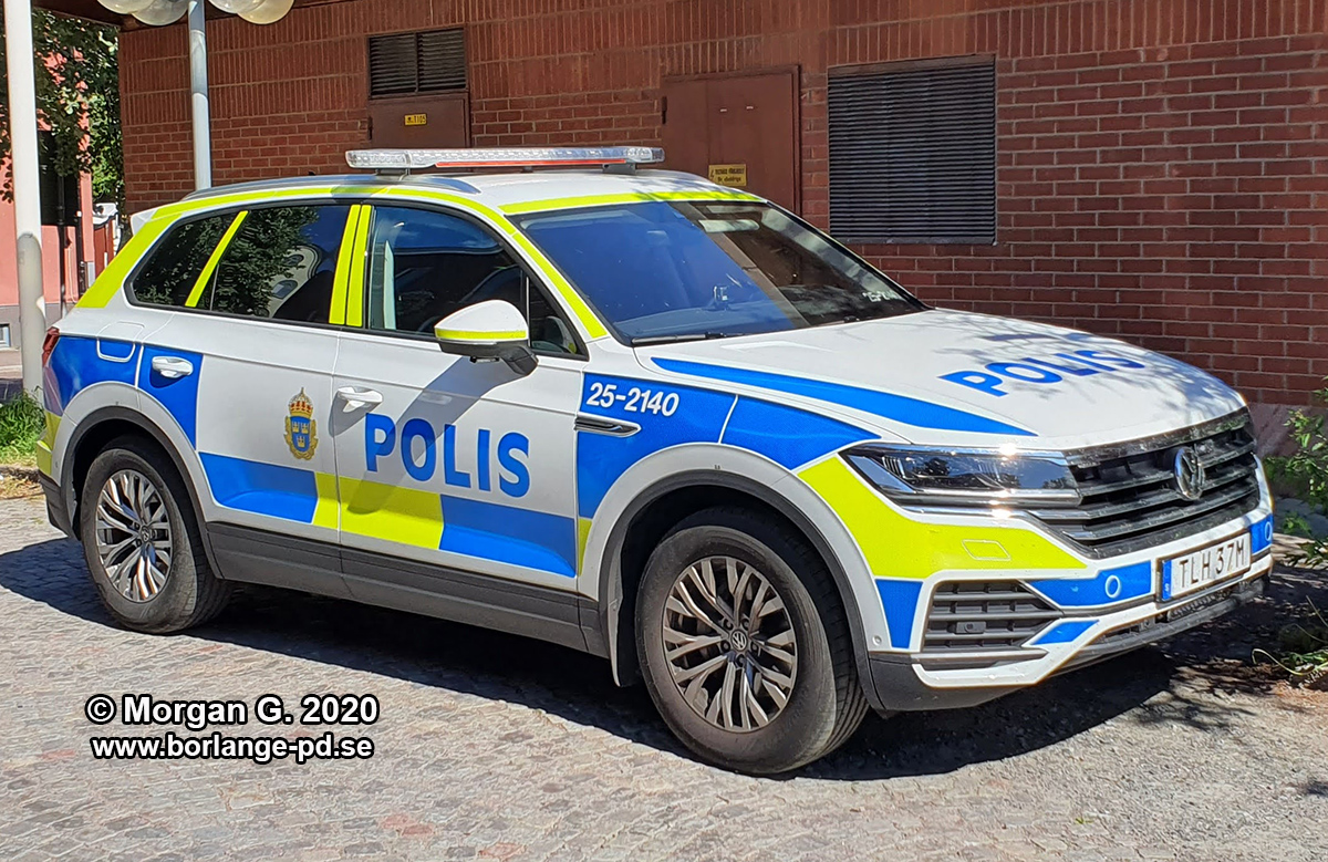 Borlänge Polisen