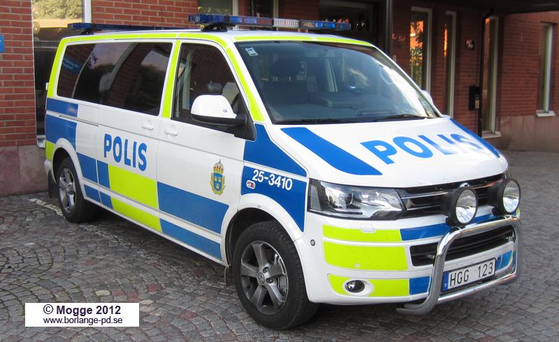 Polisbuss Avesta