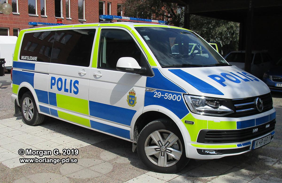 Insatsledare polisen Dalarna
