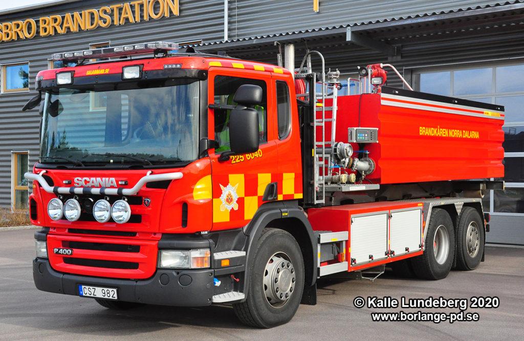 Brandkåren Norra Dalarna Vansbro