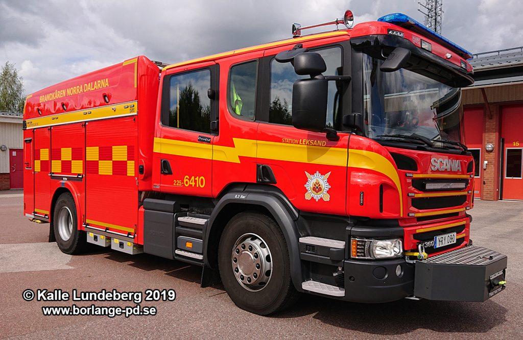 2 25-6410 Brandkåren Leksand