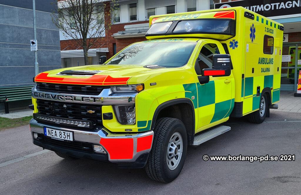 Ambulansen Mora