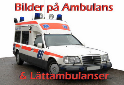Bilder på Ambulans & Lättambulanser i Dalarna