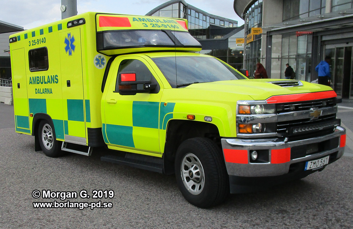 Ambulansen Borlänge